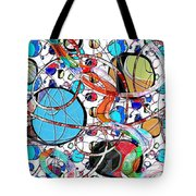 Balloons In Heaven Tote Bag
