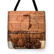 Balls In The Basket Tote Bag