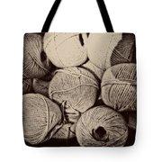 Balls Of String Tote Bag