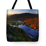 Balsams Sunset Tote Bag
