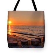 Baltic Sun Tote Bag