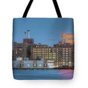 Baltimore Domino Sugars Plant I Tote Bag