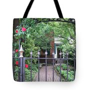 Baltimore Garden Tote Bag