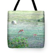 Bambi And The Twins  Tote Bag