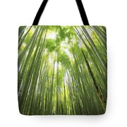 Bamboo Forest 5 Tote Bag