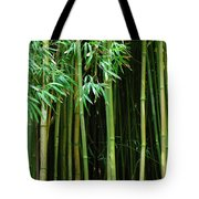 Bamboo Forest Maui Tote Bag