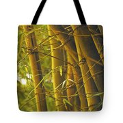 Bamboo Gold Tote Bag