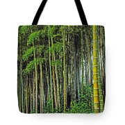 Bamboo Hill Tote Bag