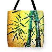 Bamboo Magic Tote Bag by Nirdesha Munasinghe