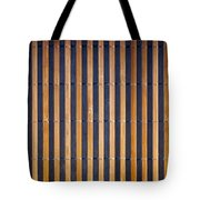 Bamboo Mat Texture Tote Bag by Tim Hester