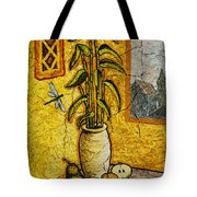 Bamboo Tote Bag by Sergey Khreschatov