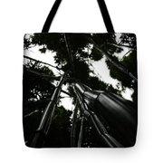 Bamboo Skies 3 Tote Bag
