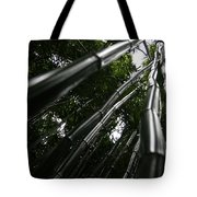 Bamboo Skies 6 Tote Bag