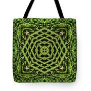 Bamboo Symmetry Tote Bag