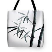 Bamboo Tree Tote Bag