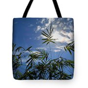Bamboo Under The Sun Tote Bag