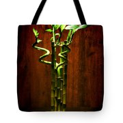 Bambooesque  Tote Bag