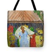 Banana Vendor Tote Bag