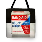 Band-aid Box Tote Bag
