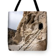 Bandelier Caveate - Bandelier National Monument New Mexico Tote Bag