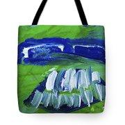 Bandit Teeth Tote Bag