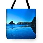 Bandon Blue Tote Bag