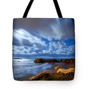Bandon Nightlife Tote Bag