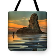 Bandon Photographer Tote Bag