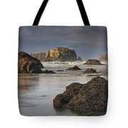 Bandon Sea Stacks Tote Bag