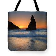 Bandon Sundown Tote Bag