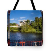 Bandstand View Tote Bag