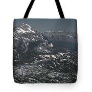 Banff Alberta Canada Tote Bag
