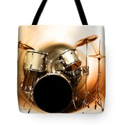 Bang On The Drum All Day Tote Bag