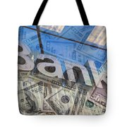 Bank Tote Bag