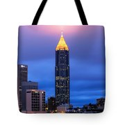 Bank Of America Plaza Tote Bag