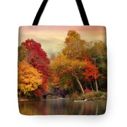 Bank Rock Bay Tote Bag
