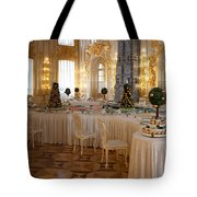 Banquet Room Summer Palace St Petersburg Russia Tote Bag