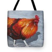 Bantam Rooster 2 Tote Bag