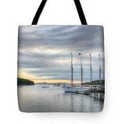 Bar Harbor Sunrise Tote Bag