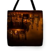Bar Reflection Tote Bag