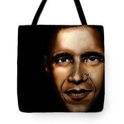 Barack Obama - New Day Tote Bag