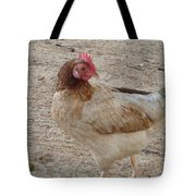 Barbados Free Range Chicken Tote Bag