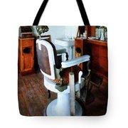 Barber - Barber Chair And Cash Register Tote Bag