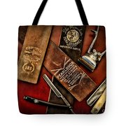 Barber - Barber Tools Of The Trade Tote Bag