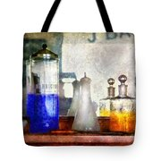 Barber - Blueberry Flavored Thanks For Asking Tote Bag