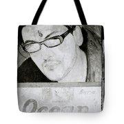 The Barber Shop Tote Bag
