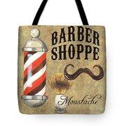 Barber Shoppe 1 Tote Bag