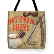 Barber Shoppe 2 Tote Bag
