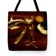 Barber - Things In A Barber Shop Tote Bag