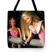 Barbie Escapes Tote Bag